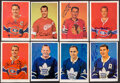 Autographs:Sports Cards, Signed/Unsigned 1964-65 Chex Cereal Hockey Photos Collection (22) Plus Booklets. ...