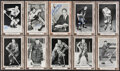 Autographs:Sports Cards, Signed 1963-1967 Bee Hive Hockey Photos (Group 3) Collection (67). ...