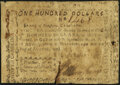 Colonial Notes:North Carolina, North Carolina August 8, 1778 $100 Freedom or an Honorable Death Very Good.. ...