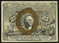 Fractional Currency:Second Issue, Fr. 1286 25¢ Second Issue Extremely Fine.. ...