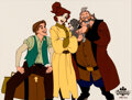 Animation Art:Limited Edition Cel, Anastasia Limited Edition Cel #5696/7000 (20th Century Fox, 1997)....