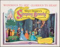 "Movie Posters:Animation, Sleeping Beauty (Buena Vista, 1959). Rolled, Very Fine-. Half Sheet (22"" X 28""). Animation.. ..."