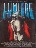 "Movie Posters:Foreign, Lumiere (Gaumont, 1976). Folded, Very Fine-. French Grande (46"" X 61.5"") Rade Boruzeseu & Andre Abegg Artwork. Foreign.. ..."