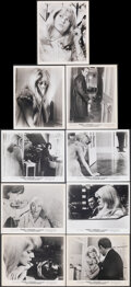 """Movie Posters:Drama, Repulsion (Royal Films International, 1965). Overall: Very Fine-. Photos (17) (8"""" X 10""""). Drama.. ... (Total: 17 Items)"""