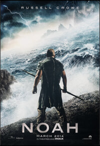 """Noah & Other Lot (Paramount, 2014). Rolled, Overall: Very Fine. One Sheets (3) (27"""" X 40"""") DS Advance. Adv..."""