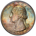 1942-D 25C MS67+ PCGS. CAC. PCGS Population: (56/3 and 14/0+). NGC Census: (141/2 and 6/0+). CDN: $375 Whsle. Bid for NG...
