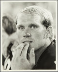 Football Collectibles:Photos, 1970 Terry Bradshaw Original Photograph by Malcolm Emmons. ...