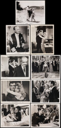 """Movie Posters:Foreign, La Parisienne (United Artists, 1958). Overall: Fine/Very Fine. Photos (9) (8"""" X 10""""). Foreign.. ... (Total: 9 Items)"""
