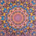 Prints & Multiples, Damien Hirst (b. 1965). Cathedral Print, Palais des Papes, 2007. Screenprint in colors with glazes and diamond dust on w...