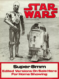 Movie Posters:Science Fiction, Star Wars (20th Century Fox, 1977). Rolled, Very Fine-.