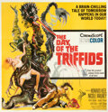 """Movie Posters:Science Fiction, The Day of the Triffids (Allied Artists, 1962). Very Fine+ on Linen. Six Sheet (78.75"""" X 81"""") Joseph Smith Artwork."""