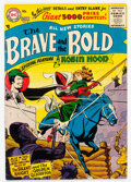 Silver Age (1956-1969):Adventure, The Brave and the Bold #8 (DC, 1956) Condition: FN....