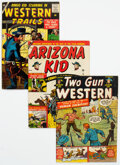 Golden Age (1938-1955):Western, Atlas Comics Western Group of 49 (Atlas, 1948-57).... (Total: 49 )