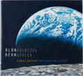 Explorers:Space Exploration, Alan Bean Signed Book: Painting Apollo