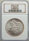 Morgan Dollars: , 1900-O $1 MS65 NGC. NGC Census: (7449/1094). PCGS Population: (7370/1372). CDN: $125 Whsle. Bid for NGC/PCGS MS65. Mintage ...
