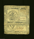 Colonial Notes:Continental Congress Issues, Continental Currency July 22, 1776. Two notes from this ... (2notes)