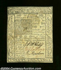 Colonial Notes:Delaware, January 1, 1776, 20s, Delaware, DE-80, AU. This is a very ...