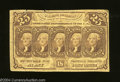 Fractional Currency:First Issue, Fr. 1281 25c First Issue Fine. A couple of edge tears are ...