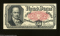 Fractional Currency:Fifth Issue, Fr. 1381 50c Fifth Issue Gem Crisp Uncirculated. A lovely, ...