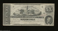 Confederate Notes:1862 Issues, T51 $20 1862. Sound edges and light folds are found on ...