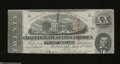 Confederate Notes:1863 Issues, T58 $20 1863. Sharp edges and bright paper are highlights ...