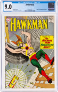 Silver Age (1956-1969):Superhero, Hawkman #4 (DC, 1964) CGC VF/NM 9.0 Off-white to white pages....