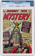 Silver Age (1956-1969):Superhero, Journey Into Mystery #85 (Marvel, 1962) CGC FN 6.0 Off-white pages....