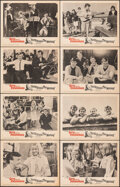 """Movie Posters:Rock and Roll, Ferry Cross the Mersey (United Artists, 1965). Fine/Very Fine. Lobby Card Set of 8 (11"""" X 14""""). Rock and Roll.. ... (Total: 8 Items)"""