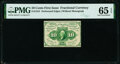 Fractional Currency:First Issue, Fr. 1241 10¢ First Issue PMG Gem Uncirculated 65 EPQ....