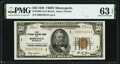 Fr. 1880-I $50 1929 Federal Reserve Bank Note. PMG Choice Uncirculated 63 EPQ