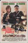 """Movie Posters:Action, The Delta Force & Other Lot (Cannon, 1986). Folded, Overall: Very Fine. One Sheets (2) (27"""" X 41"""") SS, Stan Watts Artwork. A... (Total: 2 Items)"""