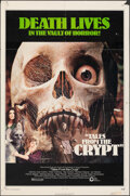 """Movie Posters:Horror, Tales from the Crypt (Cinerama Releasing, 1972). Folded, Fine+. One Sheet (27"""" X 41""""). Horror.. ..."""