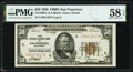 Small Size:Federal Reserve Bank Notes, Fr. 1880-L $50 1929 Federal Reserve Bank Note. PMG Choice About Unc 58 EPQ.. ...