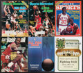 Basketball Collectibles:Publications, Lot of 6 Basketball Publications- High School, College and NBA.... (Total: 6 items)