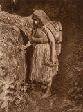 Photographs, Edward Sheriff Curtis (American, 1868-1952). The Bark Gatherer; Shores of Nootka Sounds; and, The Whaler-Clayoquot (3 wo... (Total: 3 )