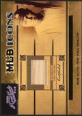 Baseball Cards:Singles (1970-Now), 2005 Playoff Prime Cuts MLB Icons Babe Ruth Bat Relic Card #MLB-2 - Serial Numbered 8/50. ...