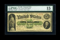 Large Size:Demand Notes, Fr. 3 $5 1861 Demand Note PMG Choice Fine 15....