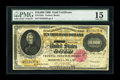 Large Size:Gold Certificates, Fr. 1225 $10000 1900 Gold Certificate PMG Choice Fine 15....