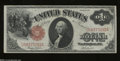 Fr. 36 $1 1917 Legal Tender Note Choice Crisp Uncirculated. This is a beautiful $1 Legal that reveals a few small age sp...