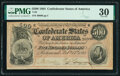 Confederate Notes:1864 Issues, T64 $500 1864 PF-2 Cr. 489 PMG Very Fine 30. I...