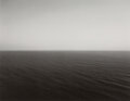 Photographs, Hiroshi Sugimoto (Japanese, b. 1948). Pacific Ocean, Oregon, 1985. Offset lithograph. 9-1/2 x 12-1/4 inches (24.1 x 31.1...