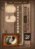 """Baseball Cards:Singles (1970-Now), 2005 Playoff Biography """"60"""" Babe Ruth Bat Relic Card...."""