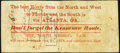 Confederate Notes:1862 Issues, Advertising Note T40 $100 1862 Fine-Very Fine.. ...