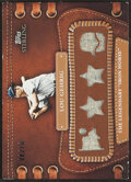 Baseball Cards:Singles (1970-Now), 2010 Topps Sterling Lou Gehrig Jersey Relic Card #4LLR-11 - Serial Numbered 8/10. ...