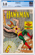 Silver Age (1956-1969):Superhero, Hawkman #4 (DC, 1964) CGC GD/VG 3.0 Off-white to white pages....