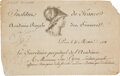 Autographs:Inventors, George Cuvier Document Signed ...