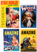 Pulps:Miscellaneous, Assorted Digest Pulps Group of 28 (Various, 1950s) Condition: Average FN/VF.... (Total: 28 Items)