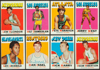 1971 Topps Basketball Complete Set (233)