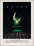 """Movie Posters:Science Fiction, Alien (20th Century Fox, 1979). Rolled, Very Fine+. Poster (30"""" X 40""""). Science Fiction.. ..."""