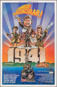 """1941 (Universal, 1979). Folded, Very Fine. One Sheet (27"""" X 41"""") Style F, Peter Green Artwork. Comedy"""